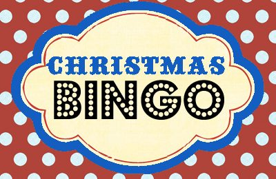 Christmas Family Bingo 9/12/16